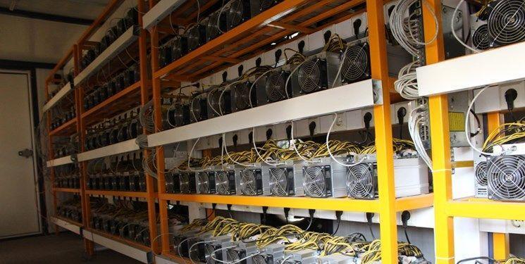 کشف 55 دستگاه استخراج ارز دیجیتال در رشتخوار