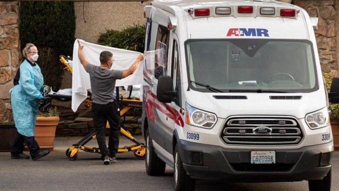 شمار قربانیان کرونا در نیوجرسی آمریکا از مرز 8 هزار نفر گذشت