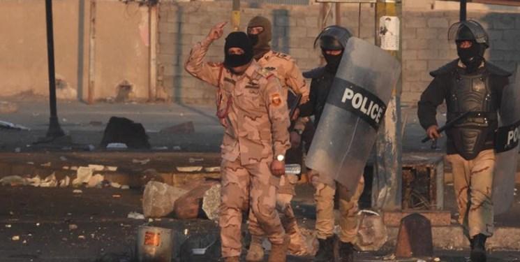 کشته شدن 5 تروریست انتحاری در عملیات اطلاعاتی عراق