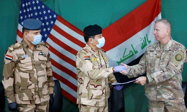 کثیف ترین ابزار آمریکا در مذاکره با عراق