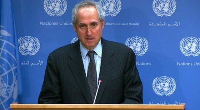سازمان ملل: دولت فائز السراج دولت قانونی در لیبی است