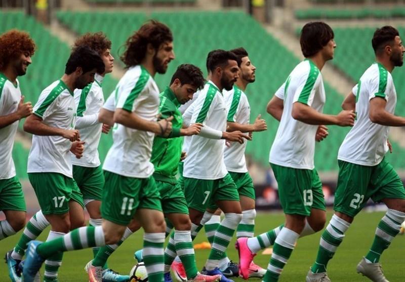 دعوت از 6 بازیکن جدید به اردوی تیم ملی فوتبال عراق