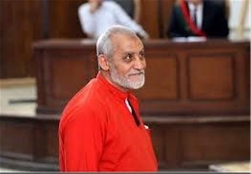مصر، تایید حکم حبس ابد رهبر اخوان المسلمین