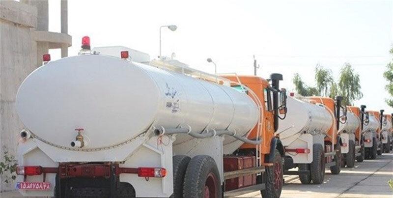 آبرسانی با تانکر به 300 روستا در اصفهان ، خشکسالی 80 درصد مساحت استان