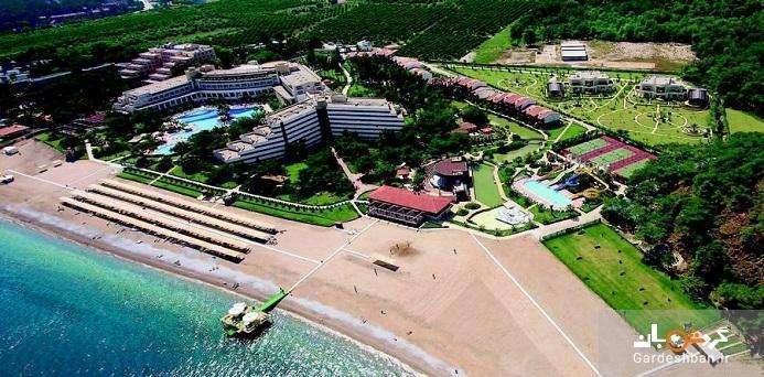 هتل رکسوس پریمیوم تکیروا (Rixos Premium Tekirova)، آنتالیا، هتلی 5 ستاره با خلیجی اختصایی