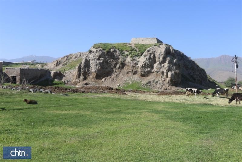 شروع حدس در تپه باستانی کیدان بروجرد