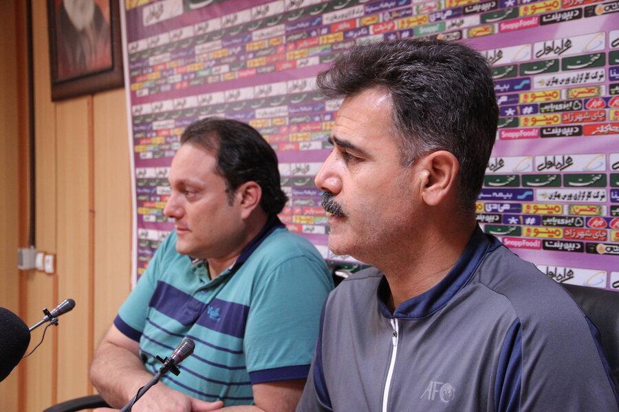 پورموسوی: بازی با استقلال را از جدول خارج نمایند