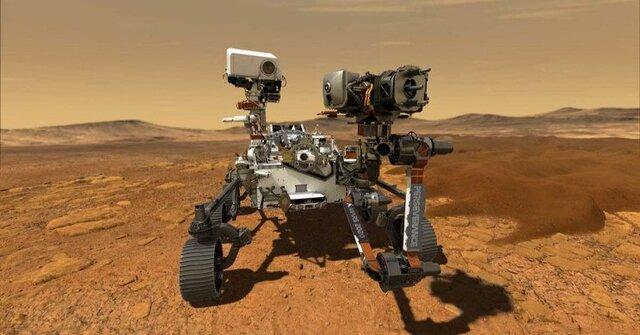 استقامت نخستین صدا را از مریخ برای ما خواهد فرستاد