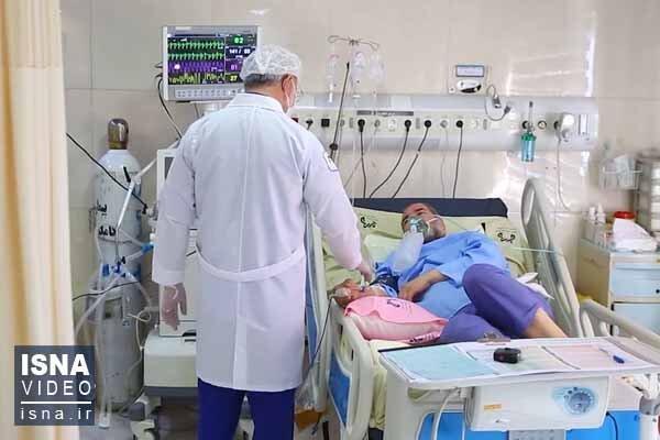 بیمارستان کامکار قم تخت خالی کرونایی ندارد