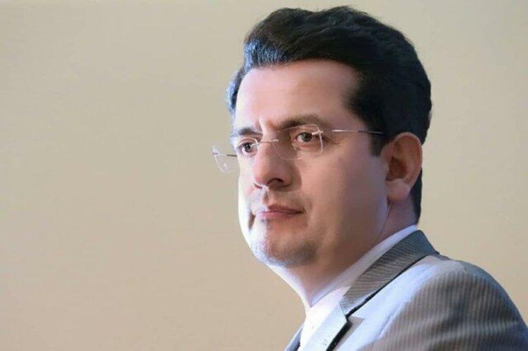 عباس موسوی سفیر ایران در آذربایجان شد