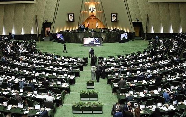 شعار مرگ بر آمریکا در مجلس طنین انداز شد