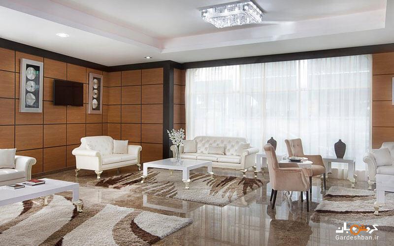 هتل نیو بلک استون؛از هتل های لوکس و رده بالای دبی، تصاویر