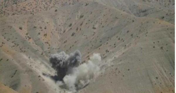 بازهم ترکیه شمال عراق را بمباران کرد