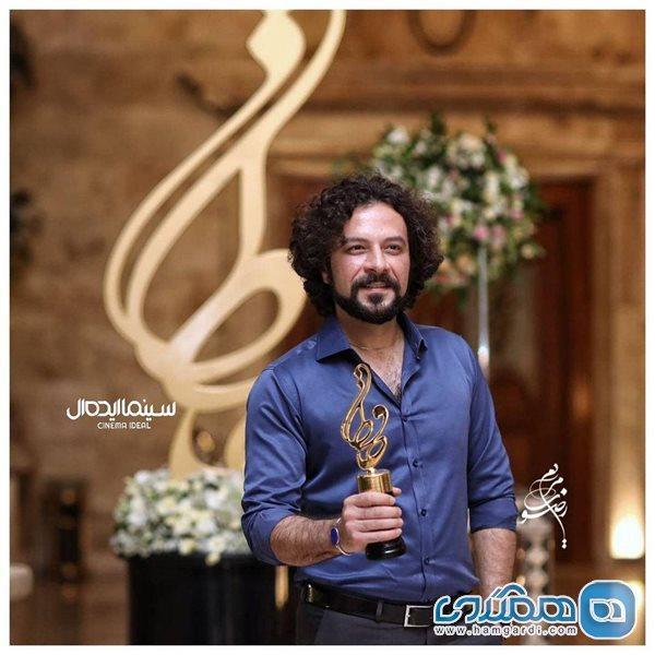 حسام منظور بازیگر جدید جزیره سیروس مقدم است