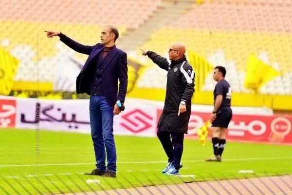 خبرنگاران نویدکیا: بازیکنانم در نیمه دوم فوق العاده کار کردند